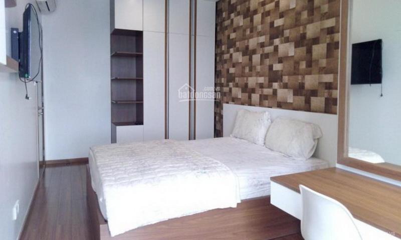 Căn hộ Pearl Plaza Bình Thạnh cho thuê 1 phòng ngủ view sông lầu 9 đủ nội thất