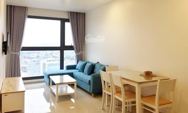 Căn hộ Pearl Plaza Bình Thạnh cho thuê 1 phòng ngủ view sông tầng 11 nội thất