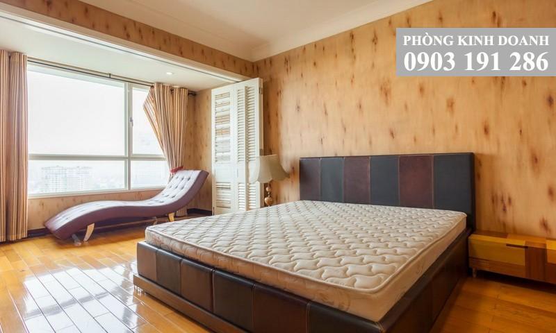 Cho thuê The Manor tầng 19 toà AE full nội thất 2 phòng ngủ view Văn Thánh