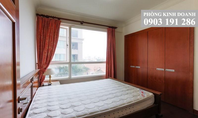 Căn hộ cho thuê The Manor lầu 3 tháp B nội thất cao cấp 3 phòng ngủ view L81