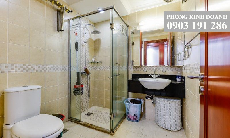 The Manor Bình Thạnh cho thuê lầu 16 toà G nội thất đầy đủ 1 phòng ngủ view L81
