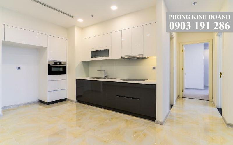 Vinhomes Golden River cho thuê lầu 26 Aqua 2 nhà trống 2 phòng ngủ view quận 1