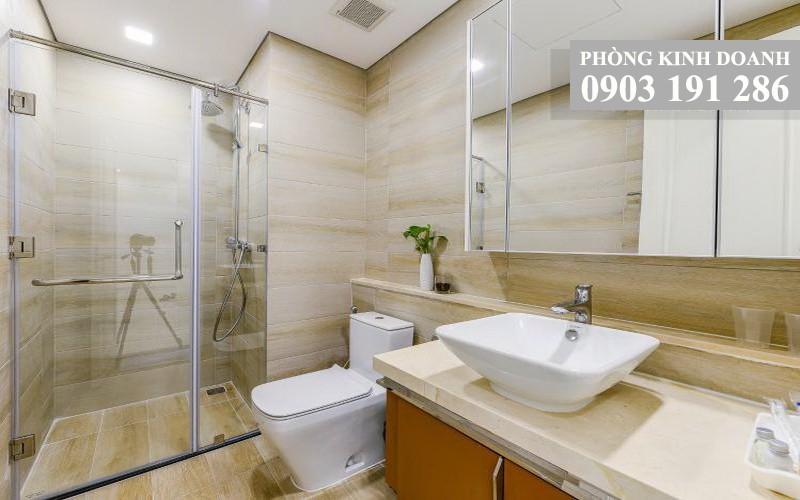 Vinhomes Golden River cho thuê tầng 32 Aqua 2 nội thất full 2 phòng view quận 1