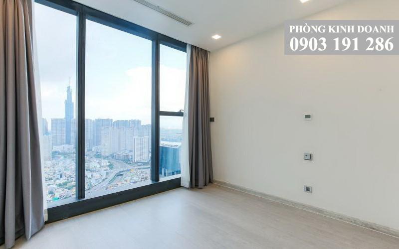 Căn hộ Vinhomes Golden River cho thuê tầng 34 A3 có nội thất 2 phòng view L81