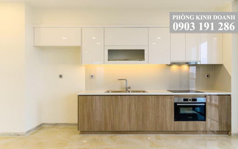 Cho thuê Vinhomes Golden River lầu 33 Aqua 3 nhà trống 3 phòng ngủ view quận 1