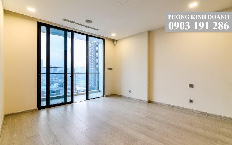 Cho thuê Vinhomes Golden River lầu 29 toà Aqua 4 4 phòng ngủ trống view quận 1