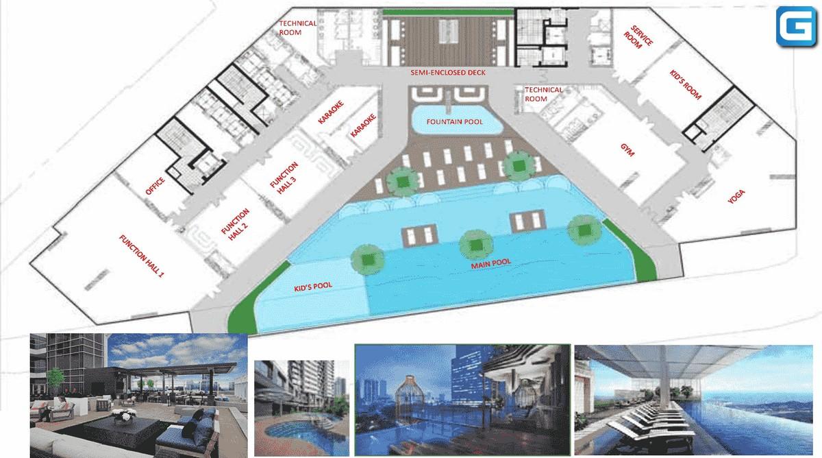 dự án căn hộ Charmington Dragonic quận 5