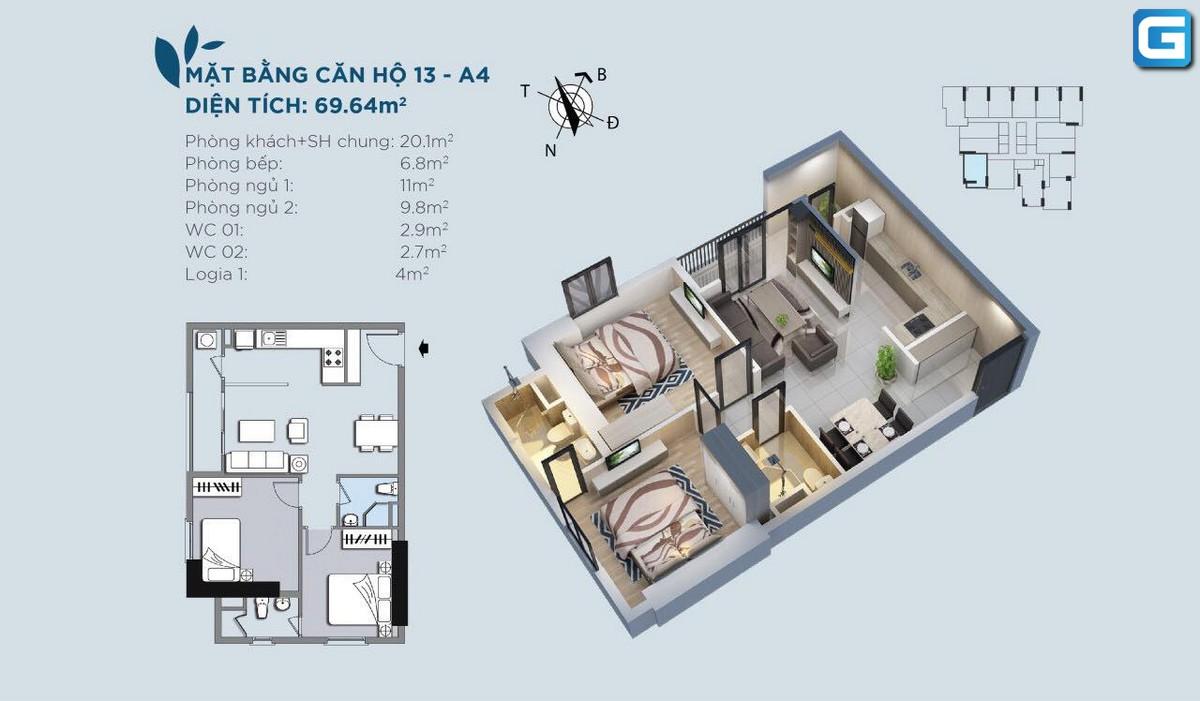 dự án căn hộ Belle Hill Nha Trang