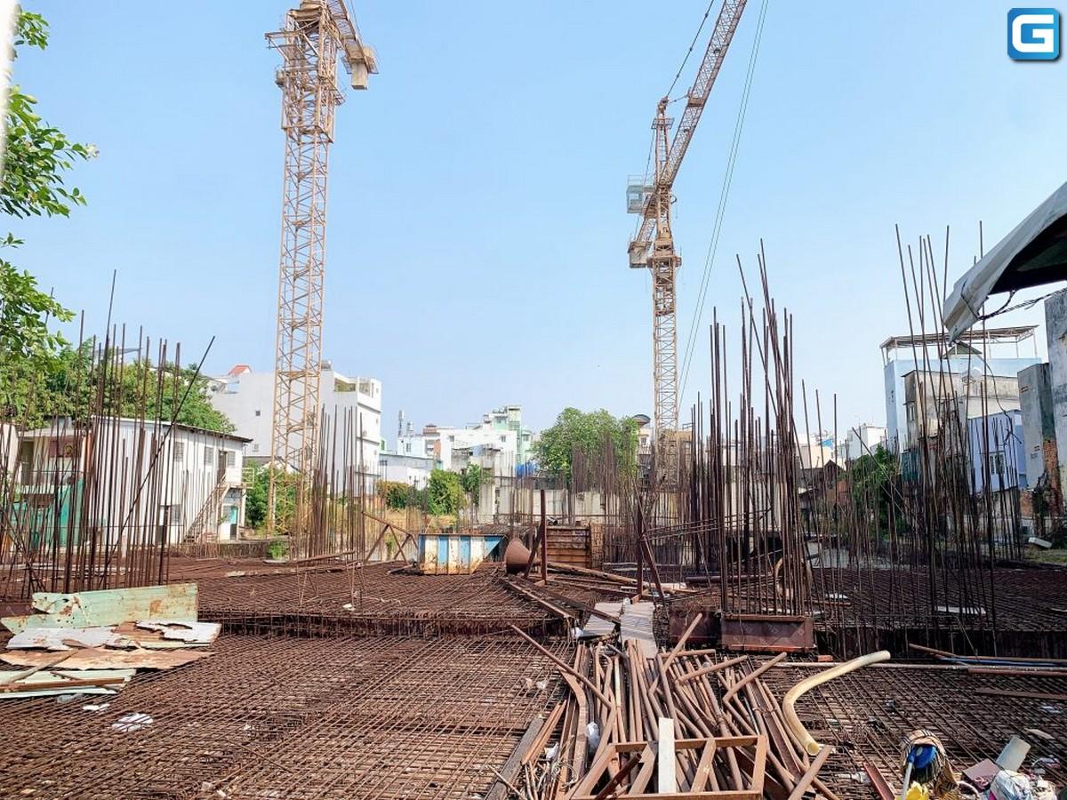 dự án căn hộ Tam Đức Plaza quận 5