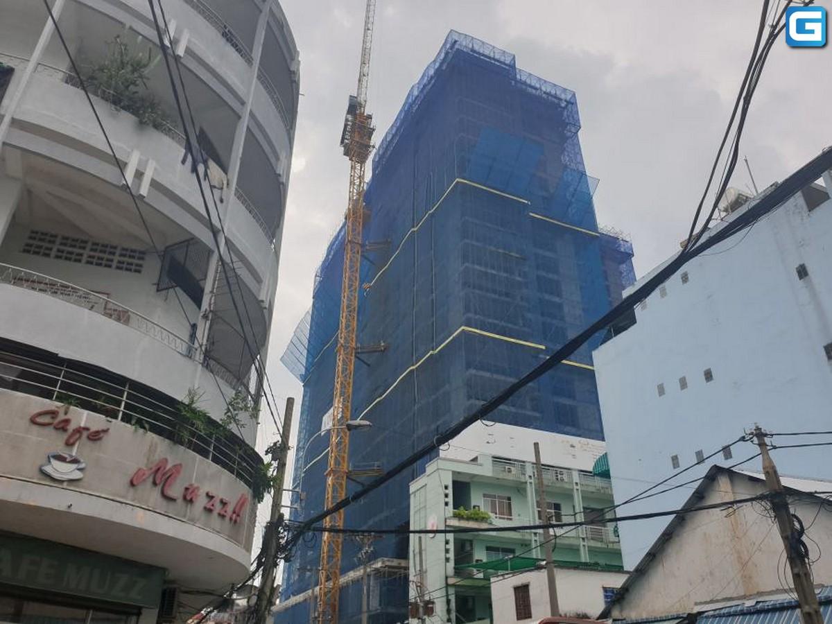dự án căn hộ Ventosa Luxury