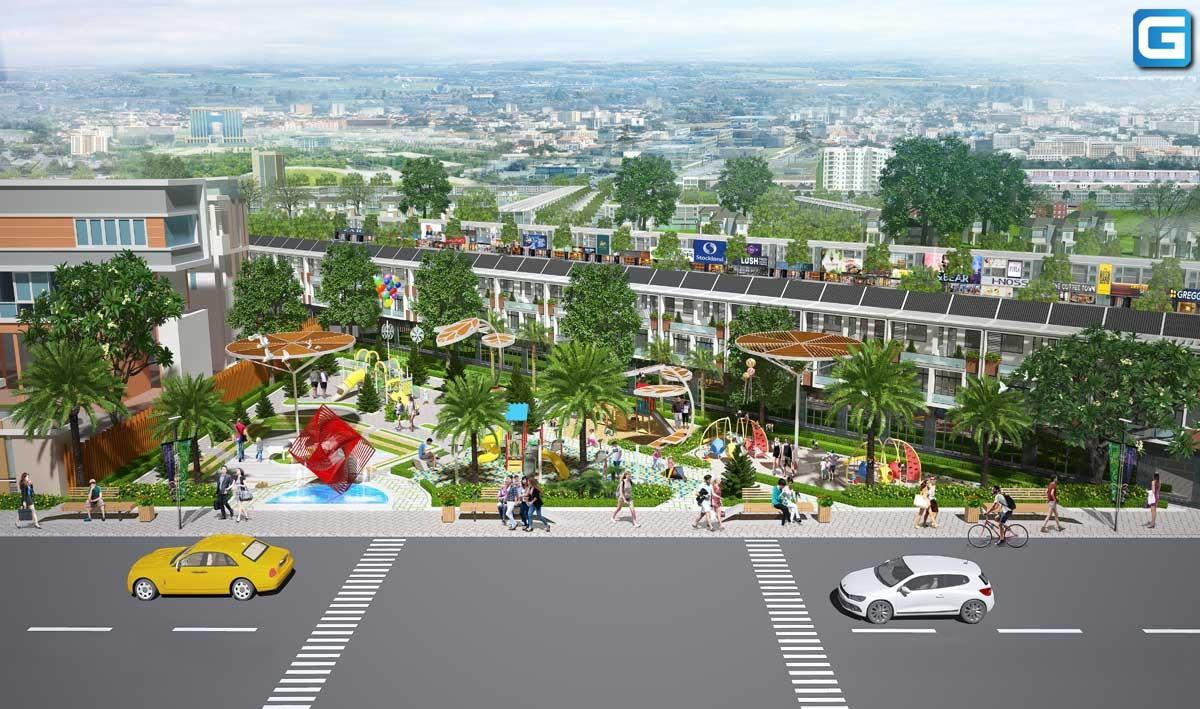 dự án đất nền Bình Dương Avenue City