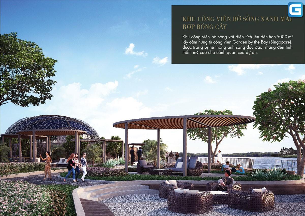 dự án Evergreen quận 7