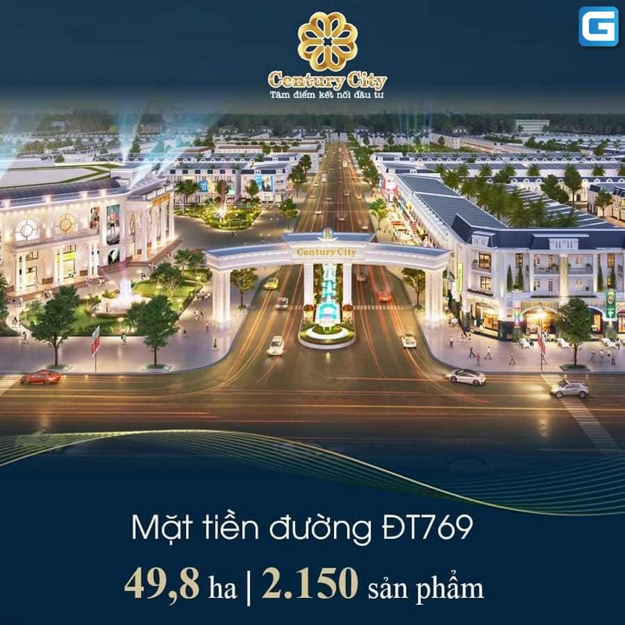 dự án Century City Đồng Nai