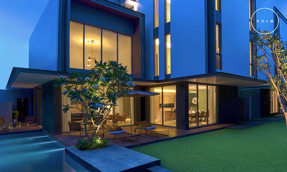Biệt thự Holm quận 2 cho thuê 272 m2 4 phòng ngủ có nội thất sang trọng