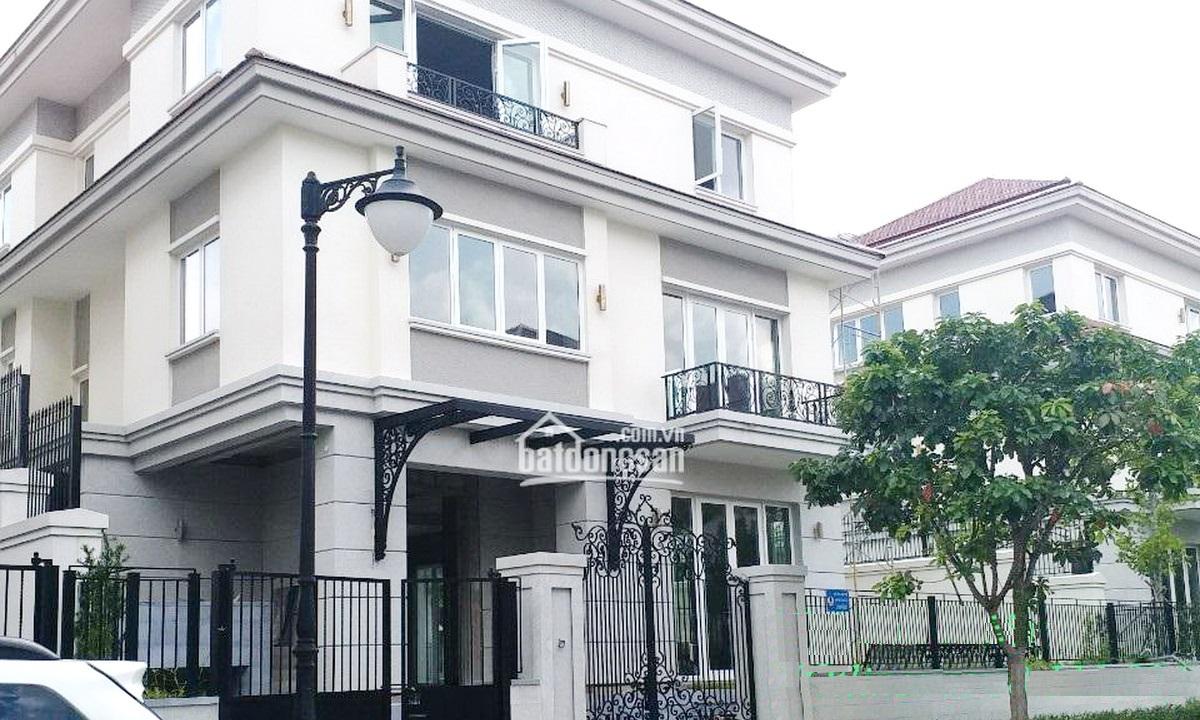Biệt thự quận 2 cho thuê Sala Saroma 331 m2 4 phòng ngủ nhà giao thô